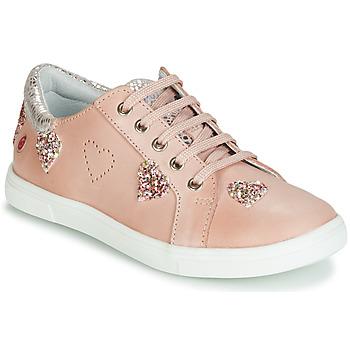 Buty Dziewczynka Trampki niskie GBB ASTOLA Różowy