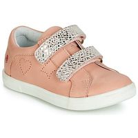 Buty Dziewczynka Trampki niskie GBB BALOTA Różowo-srebrny