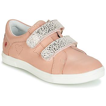 Buty Dziewczynka Trampki niskie GBB BALOTA Różowy