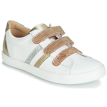 Buty Dziewczynka Trampki niskie GBB MADO Biały
