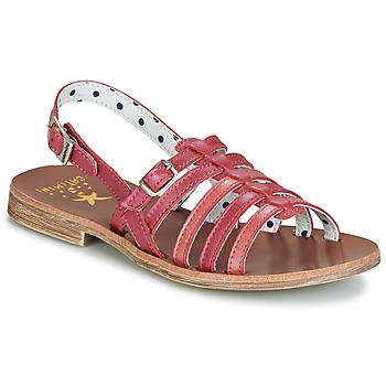 Buty Dziewczynka Sandały Catimini NOBO Różowy