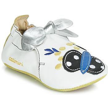 Buty Dziewczynka Obuwie domowe Catimini CATIVA Biały