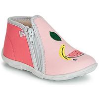 Buty Dziewczynka Obuwie domowe GBB FERNANDA Różowy