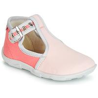 Buty Dziewczynka Obuwie domowe GBB GARALA Różowy-koralowy