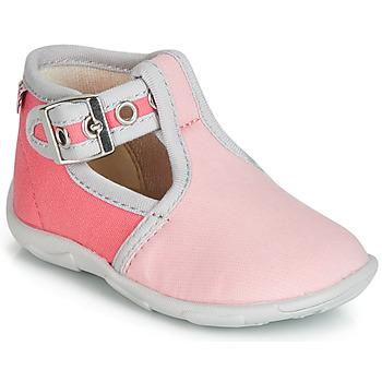 Buty Dziewczynka Obuwie domowe GBB GARALA Różowy