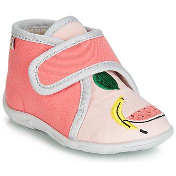 Buty Dziewczynka Obuwie domowe GBB MASSINA Różowy