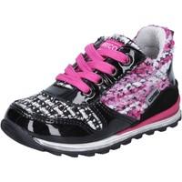 Buty Dziewczynka Trampki niskie Enrico Coveri sneakers multicolor vernice tessuto BX830 Multicolore