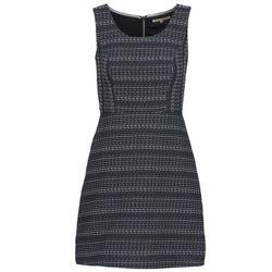 tekstylia Damskie Sukienki krótkie Tom Tailor BLANKA Marine / Biały