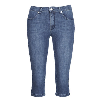 tekstylia Damskie Krótkie spodnie Yurban JATARA Niebieski / Medium