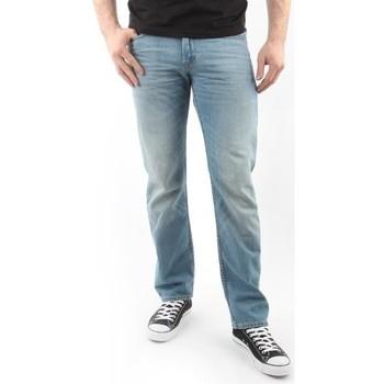 tekstylia Męskie Jeansy straight leg Lee Jeansy  Blake L730DEAX niebieski