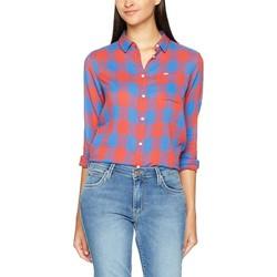 tekstylia Damskie Koszule Lee Koszula  Ultimate Shirt L47ISISG Wielokolorowy