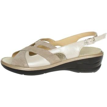 Buty Damskie Sandały Novaflex BORRIANA 001 'Beżowy