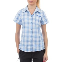 tekstylia Damskie Koszule Regatta Tiro Vivid Viola RWS025-48V niebieski