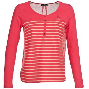 tekstylia Damskie Swetry One Step CENDRARS Czerwony