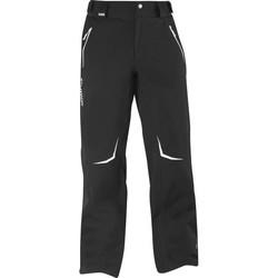 tekstylia Męskie Spodnie Salomon S-LINE PANT M BLACK 120632 czarny
