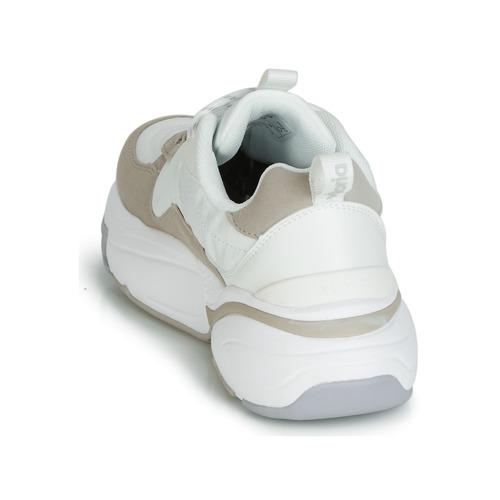 AIRE NYLON/SERRAJE PU  Victoria  trampki niskie  damskie  biały