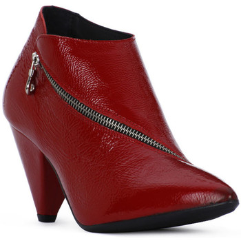 Buty Damskie Low boots Juice Shoes ROSSO NAPLAK Rosso