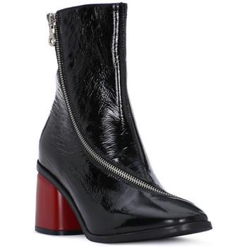 Buty Damskie Botki Juice Shoes NAPLAK NERO Nero