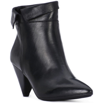 Buty Damskie Botki Juice Shoes TEVERE NERO Nero