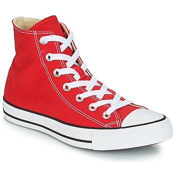 Buty Trampki wysokie Converse CHUCK TAYLOR ALL STAR CORE HI Czerwony