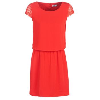 tekstylia Damskie Sukienki krótkie Betty London KOR Czerwony