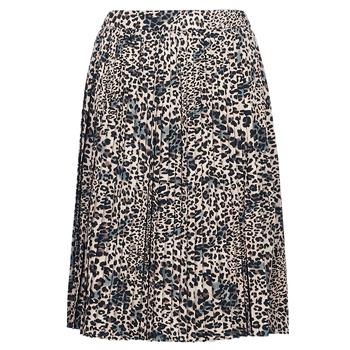tekstylia Damskie Spódnice Betty London J.WILD TIME Beżowy / Czarny