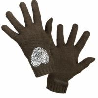Dodatki Damskie Rękawiczki Moschino 29849 DKG ZIELONY
