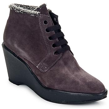 Low boots Parallèle LAHO
