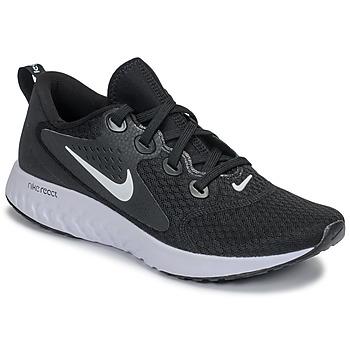 Buty Damskie Bieganie / trail Nike REBEL REACT Czarny / Biały
