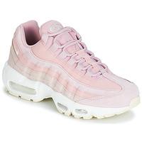 Buty Damskie Trampki niskie Nike AIR MAX 95 PREMIUM W Różowy
