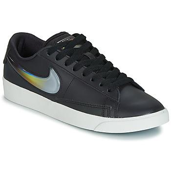 Buty Damskie Trampki niskie Nike BLAZER LOW LX W Czarny / Argenté