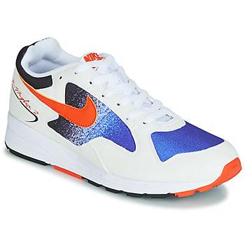 Buty Męskie Trampki niskie Nike AIR SKYLON II Biały / Niebieski / Pomarańczowy